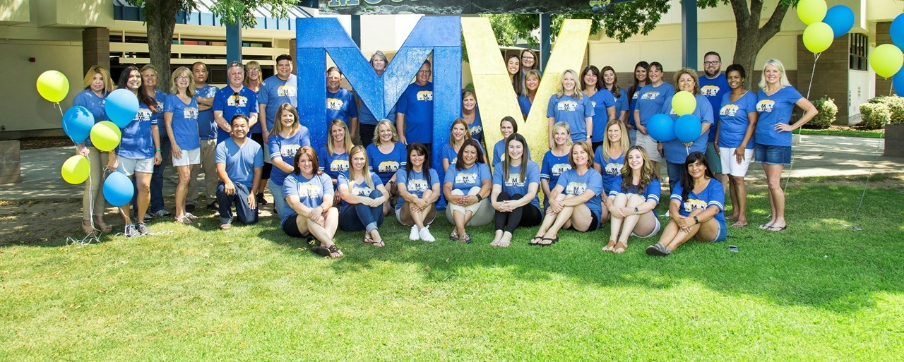 Mountain View Staff 2018-19