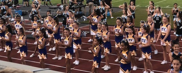 Cheer Team 19-20
